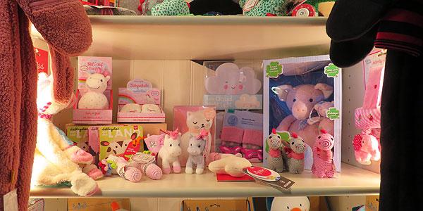Große Auswahl für Babies, zum Beispiel Nachtlichter