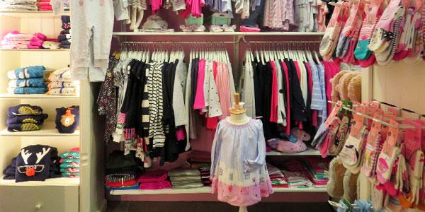 Hochwertige Markenkleidung für die Kleinen