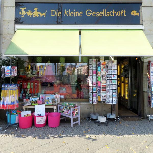 Die kleine Gesellschaft in der Friedrichstrasse 129
