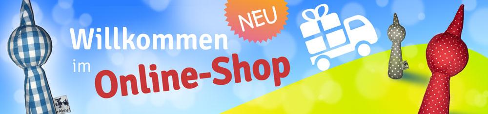 Willkommen im Online-Shop der Kleinen Gesellschaft