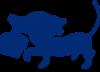 Hund aus dem Logo