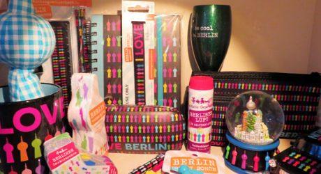 Eine Auswahl unserer I Love BERLIN-Produkte